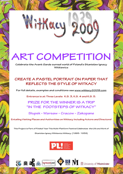 Art Competition Flyer